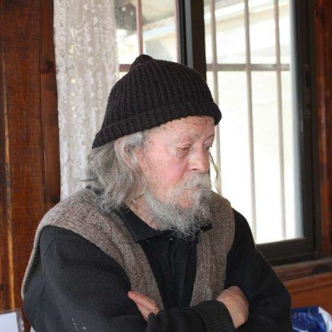 монах Гавриил Корейский